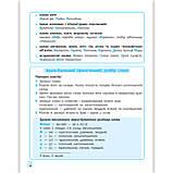 Схеми і таблиці Українська мова в початковій школі Авт: Баришполь С. Вид: Весна, фото 4