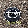 3D наклейка для дисков Nissan. 65мм ( Ниссан )