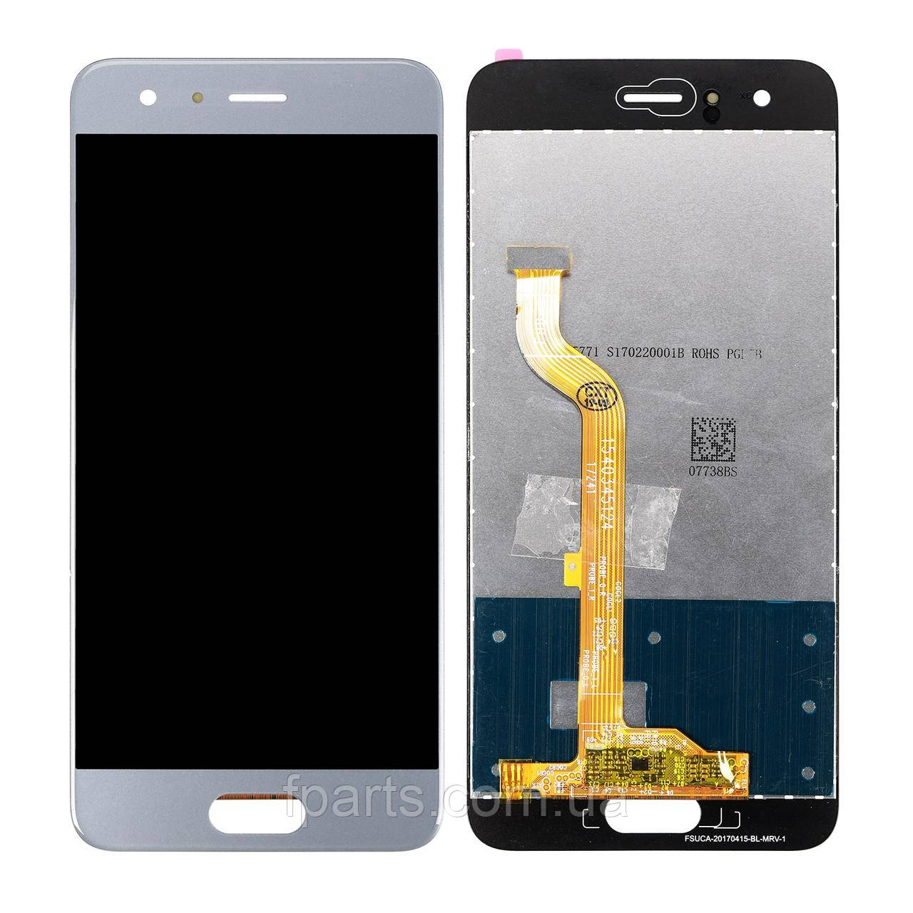 Дисплей для Huawei Honor 9 (STF-L09) с тачскрином, Grey