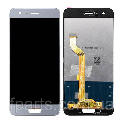 Дисплей для Huawei Honor 9 (STF-L09) с тачскрином, Grey, фото 2