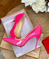 Жіночі туфлі CHRISTIAN LOUBOUTIN (репліка), фото 1