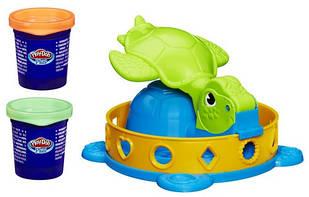 """Игровой набор с пластилином Play-Doh A0653 """"Смешная черепашка"""" (Y)"""