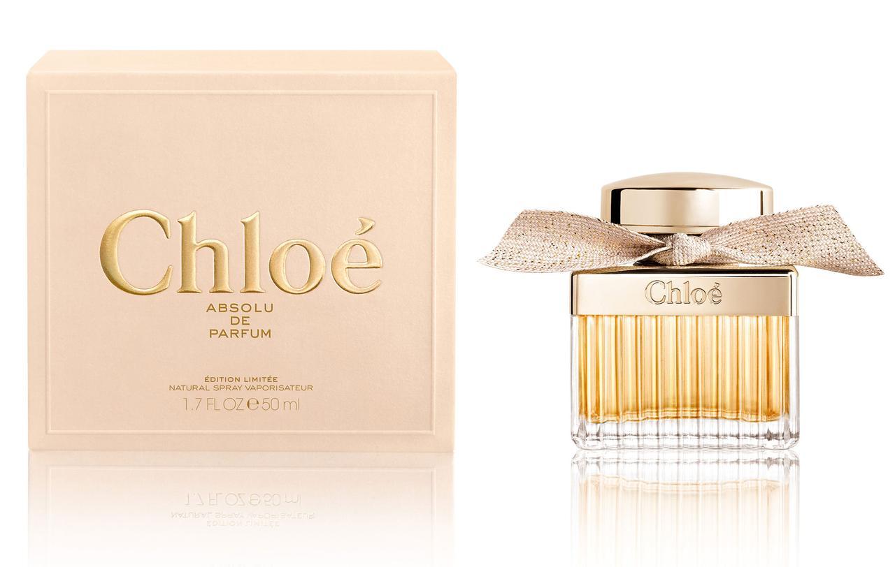 Жіночий аромат Chloe Absolu de parfum