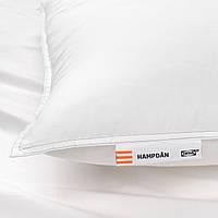 IKEA HAMPDAN Подушка, высокая, 40x40 см (303.711.98)