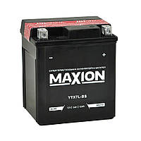 Мото аккумулятор AGM MAXION YTX 7L-BS (12V, 7A)