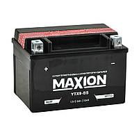 Мото аккумулятор AGM MAXION YTX 9-BS (12V, 9A)