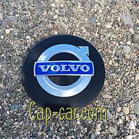 3D наклейка для дисков Volvo. 65мм ( Вольво )