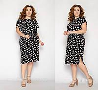 Женские платья летние размеры 50-54