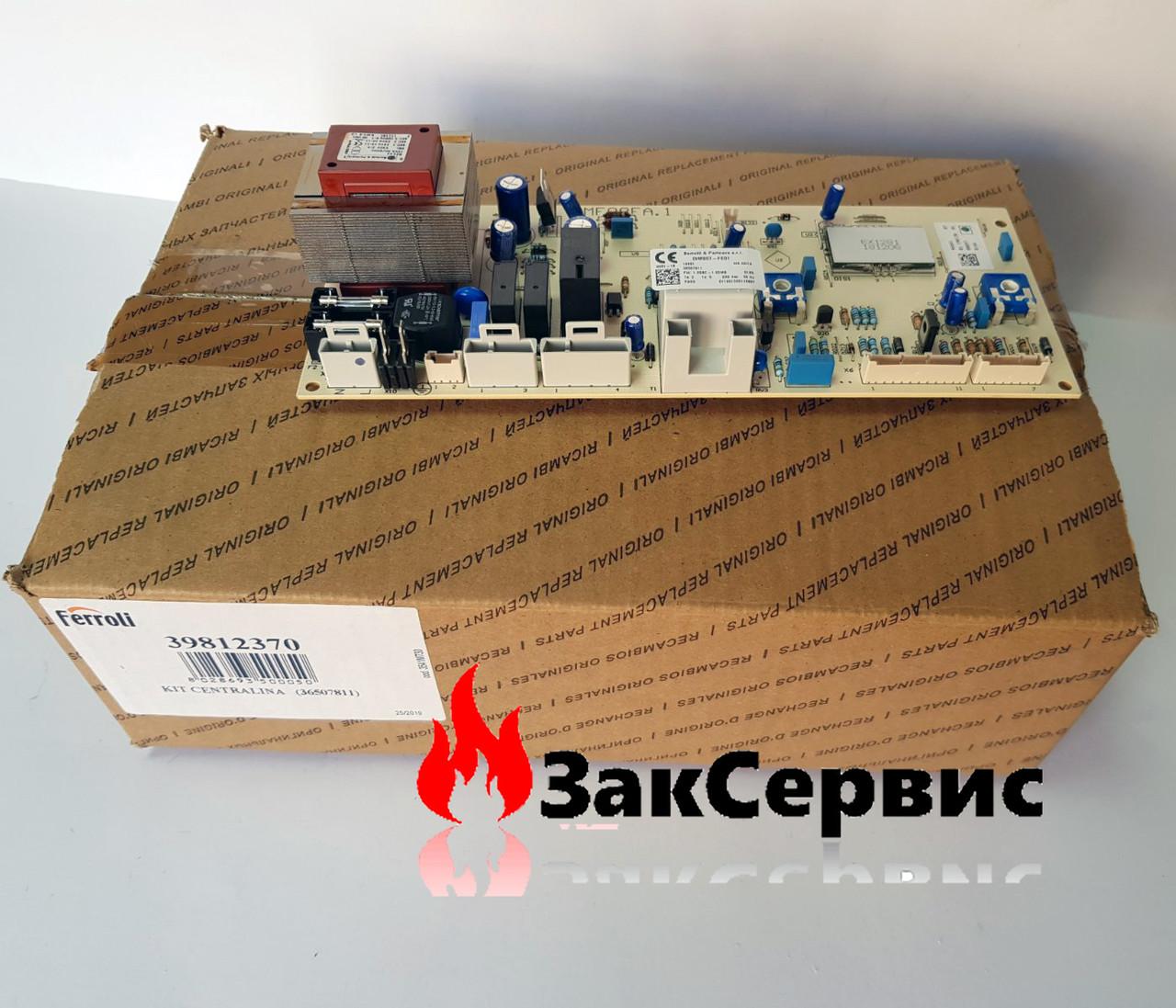 Плата управления Ferroli Domicompact D MF08FA1 39812370