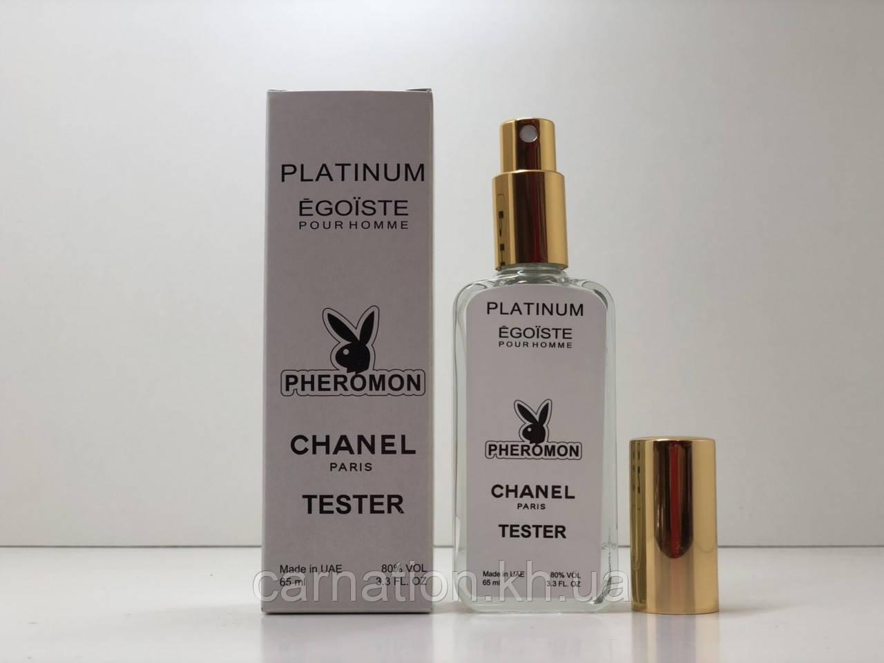 Мужской тестер Chanel Platinum Egoiste  (Шанель Эгоист) 65 мл