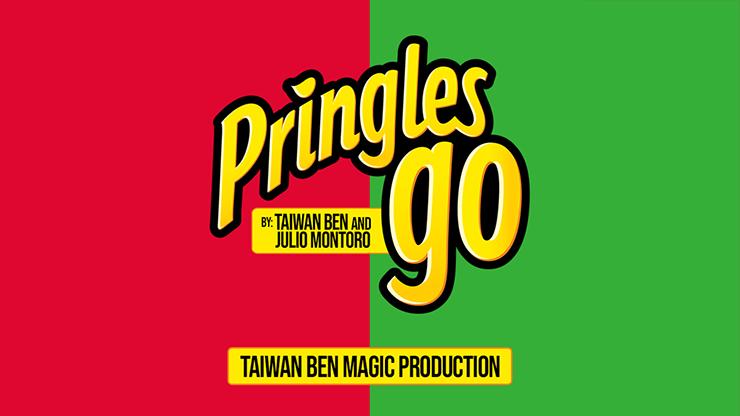 Реквизит для фокусов | Pringles Go (Green to Red)