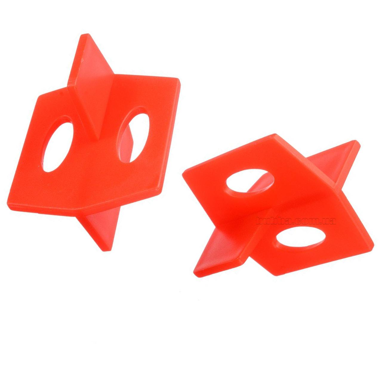 3Д хрестики багаторазові (25шт), шов 2мм