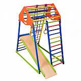 Детский спортивный комплекс для дома KindWood Color, фото 2