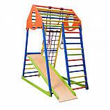 Детский спортивный комплекс для дома KindWood Color, фото 4