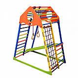 Детский спортивный комплекс для дома KindWood Color, фото 5