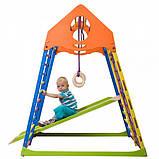 Детский спортивный комплекс для дома KindWood Color, фото 6