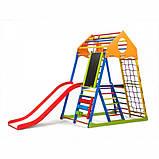 Детский спортивный комплекс для дома KindWood Color Plus 3, фото 3
