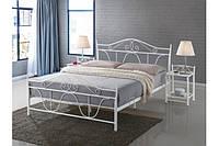Кровать Denver 160 см белая Signal