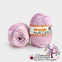 Пряжа Макраме батик PP Tie Dye Maccaroni, 14016, нежно-розовый