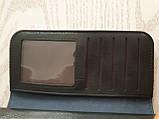 Жіночий гаманець клатч портмоне Baeller Forever чорний, фото 5