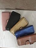 Жіночий гаманець клатч портмоне Baeller Forever чорний, фото 6