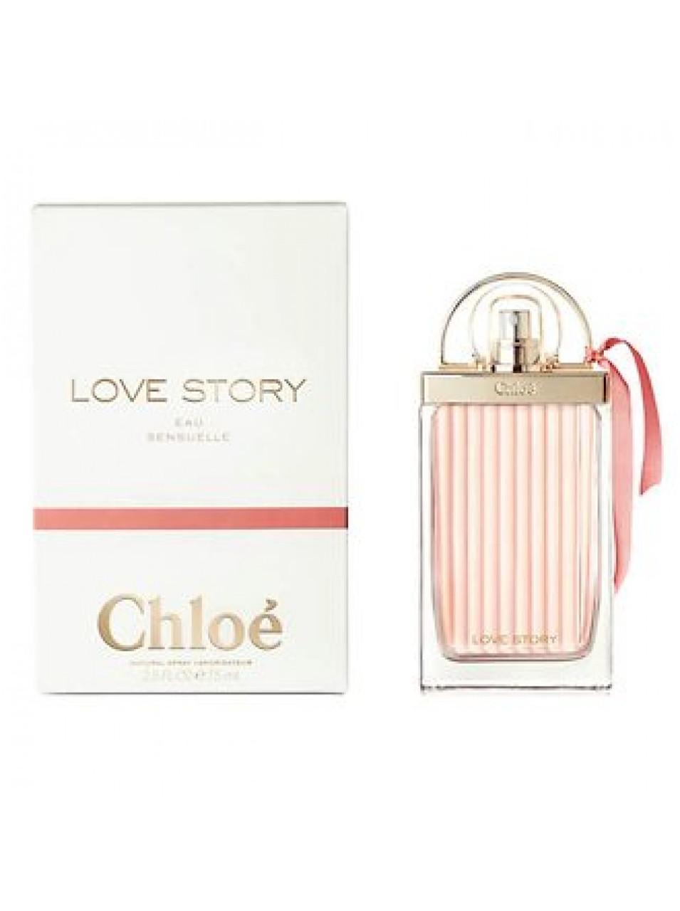 Женский аромат Chloe Love Story Sesualle