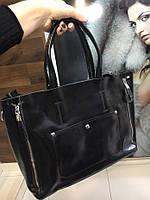 Шоппер сумка женская  натуральная кожа Исключительно модные и современные модели
