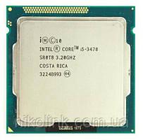 Процессор Intel Core i5-3470 3.2GHz/5GT/s/6MB, s1155 (BX80637I53470), Tray, б/у