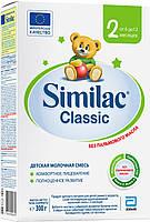 Суха молочна суміш Similac Classic 2 300 г (20031581)