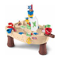 Игровой столик - ПИРАТСКИЙ КОРАБЛЬ (для игры с водой), 628566E3, фото 1