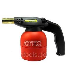 Лампа паяльная газовая с пьезоподжигом Atex AT-E143