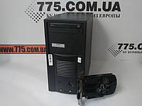 Игровой компьютер EuroCom, Intel Core i5 3.4GHz, RAM 8ГБ, SSHD 500ГБ, GeForce GT 1030 2GB, фото 1