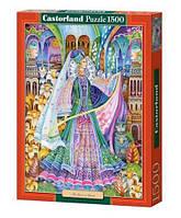 Пазл Castorland Дама во дворце 1500 элементов 1011 (tsi_23580)