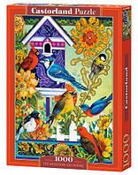 Пазл Castorland Птичий дом 1500 элементов С-104000 (tsi_44668)