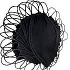 Чорна Маска для обличчя!! Не медична!, фото 10