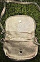 Золотая  оригинальная  мини   сумка кошелек  кроссбоди   Aeropostale (США), фото 3