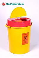 Контейнер для сбора медицинских отходов, 30 л., класс В