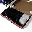 Складной тканевый шкаф Storage Wardrobe на 3 секции органайзер для одежды, фото 4