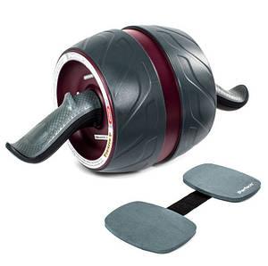 Тренажер для пресса роликового типа с поворотным механизмом AB Carver Pro 175487