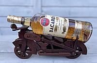 Мотоцикл МТ 10, підставка під пляшку, оригінальний подарунок