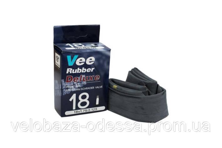 Камера Vee Rubber Deluxe 18X1.75/2.125, AV 40MM, фото 2