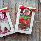 3D формочка для печенья - Клубника | Вырубка для печенья на заказ, фото 4