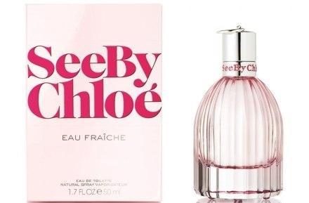 Женский аромат Chloe See By Eua Fraiche