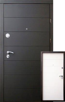 Двери входные X 001 серия Оптима Плюс