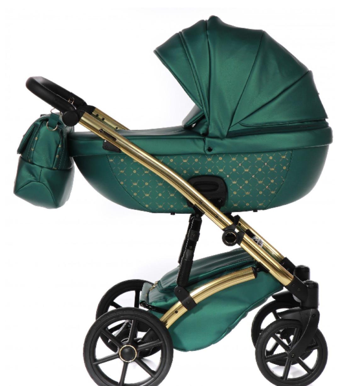 Дитяча коляска 2 в 1 Tako Cristal Fluo 04