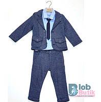 Комбинезони та костюми для хлопчиків.