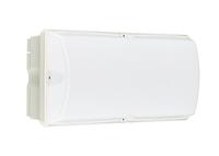 Настенный светильник Ledinaire WL055V LED6S/840 PSU WH, IP65, Philips, фото 1