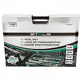 Набор инструментов STELS 142 предмета 14107, фото 2