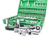 Набор инструмента 108 предметов INTERTOOL ET-6108SP, фото 2