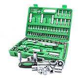 Набор инструмента 108 предметов INTERTOOL ET-6108SP, фото 4